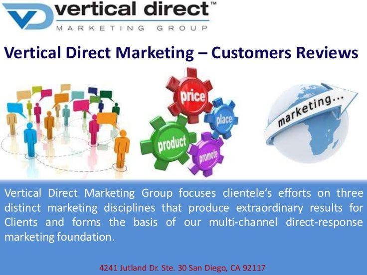 Trend Vertical Direct focuses clientele us efforts on three distinct marketing disciplines that produce extraordinary results for Clients