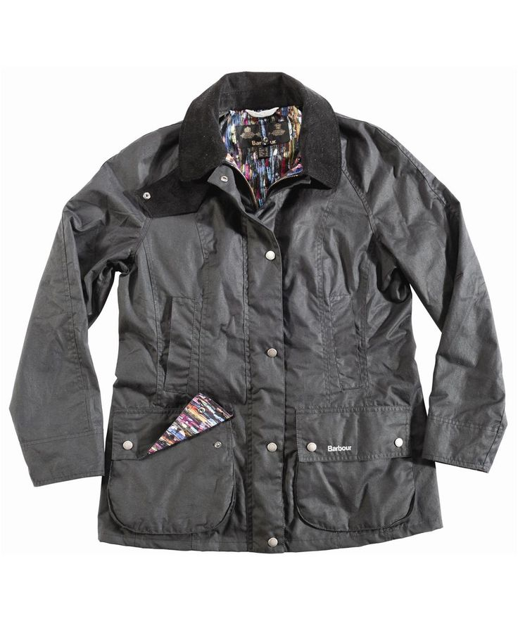 Womens Barbour Liberty Beadnell Waxed Jacket