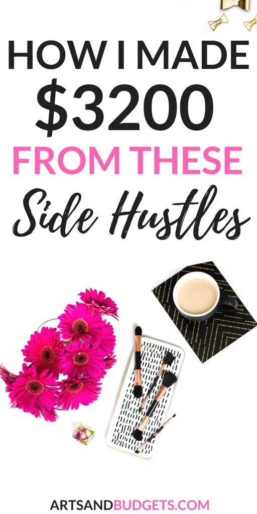 Find out how I make over $3000 from these side hustles. | Ways to make extra money online| Ways to make money| Ways to make extra money| Work from home jobs | Make money fast | Side hustles| work from home jobs for moms #makemoneyonline #waystomakemoney #workfromhome