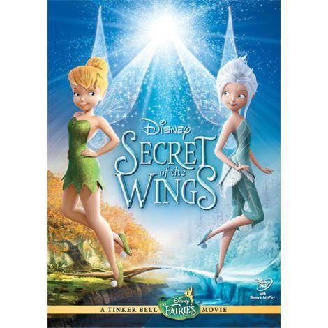 Secret of the Wings   Disney Fairies dvd