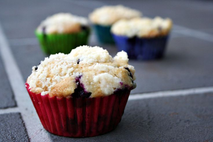 Browned butter blueberry muffins | Muffins | Pinterest