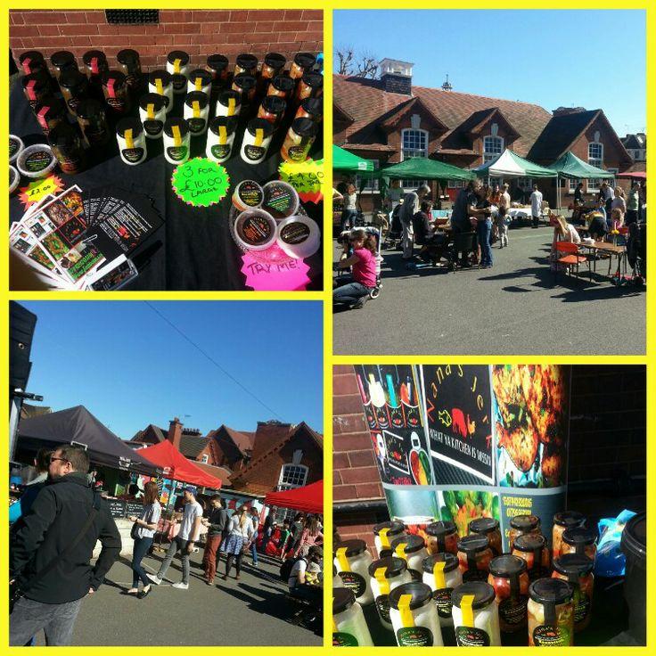 South harringay Sunday market 11-3pm
