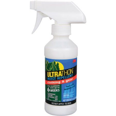 3M Ultrathon Insect Repellent Clothing And Gear, Multicolor