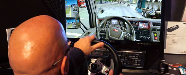 5 Reasons Why You Need to Play American Truck Simulator #Gaming #Role_Playing_Games #music #headphones #headphones