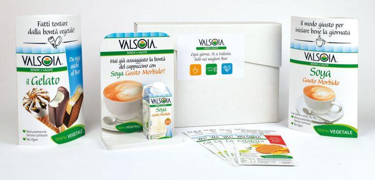 Kit promozionale Rivolto a commerciali o strutture di vendita per valorizzare il brand o i prodotti. Servizio completo fino alla consegna differenziata ai singoli distributori/rivenditori.
