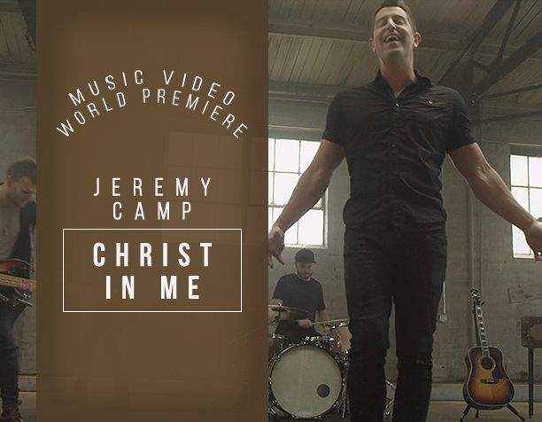 I want my life to be only Christ in me // #ChristInMe Jeremy Camp  Watch the World Premiere video here: http://klove.cta.gs/0kr