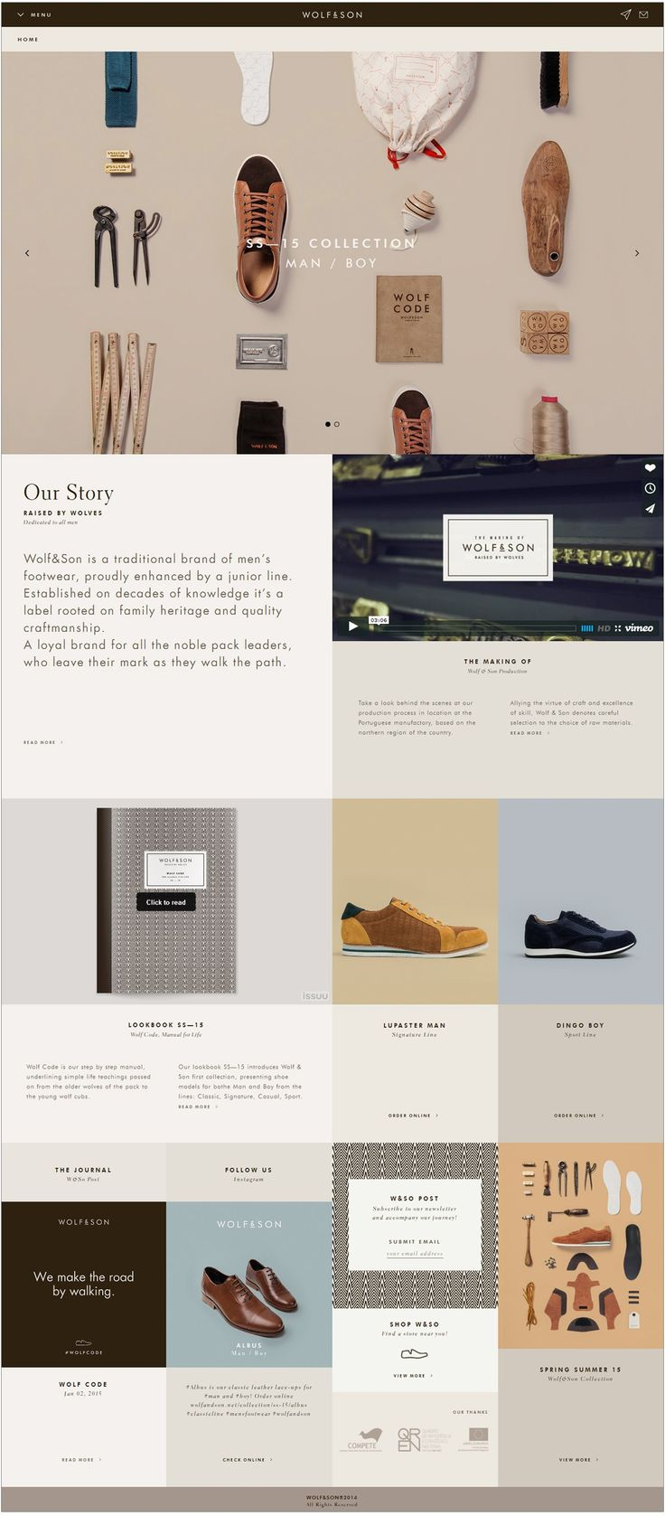 Daily Web Design And Development Inspirations No.481