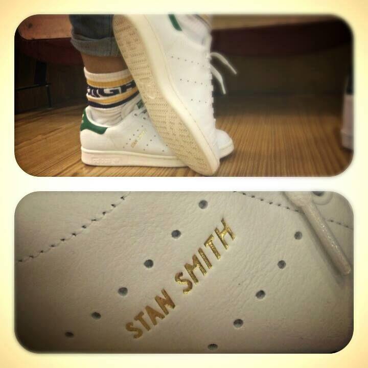 Με 3 λέξεις μπορείς να χαρακτηρίσεις αυτό το υπόδημα ... > Κλασικό / Δερμάτινο / Vintage  ένα υπόδημα που μετράει χρόνια στο χώρο της μόδας , ξεκινώντας ως ένα καθαρά τενιστικό υπόδημα όπου πλέον έχει καταλήξει στο νούμερο ένα sneaker παγκοσμίως ...  > Shoponline / www.wearhouse.gr > Callus / +302651023925 > Visitus / Xarilaou Trikoupi 6 / Ioannina