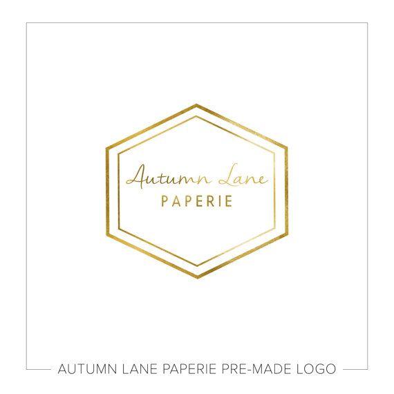 Pre-gemaakt Logo ontwerp | Aquarel Logo | Fotografie Logo | Fotografie watermerk | Etsy merk instellen | Branding pakket | Business Branding