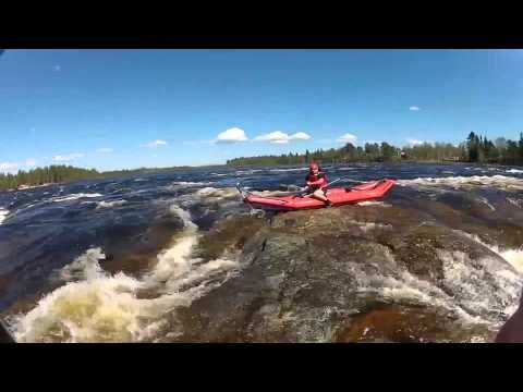 Harriniva wildwater ducky testing - YT Channel Embed