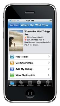 Flixter Movie Review App