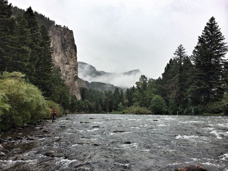 MontanaIdahoWyoming Top 45 Fishing Waters
