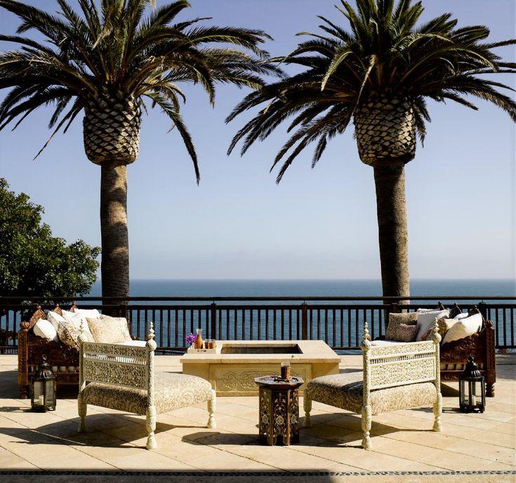 Residential | Martyn Lawrence Bullard Design | Malibu ... on For Living Lawrence Fire Pit id=60277