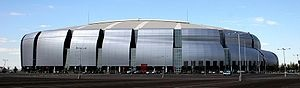 University of Phoenix Stadium. Glendale, AZ.