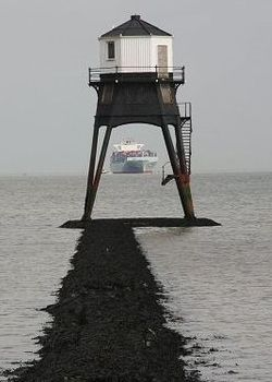 Low Lighthouse, UK