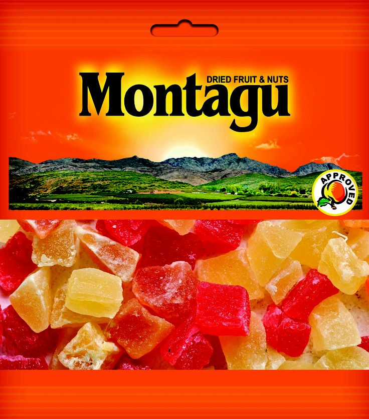 Montagu Dried Fruit - TROPICAL MIX SNACK PACK http://montagudriedfruit.co.za/mtc_stores.php