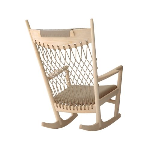 Rocking Chair pp124 by Hans J Wegner  Furniture  Pinterest  Rocking ...