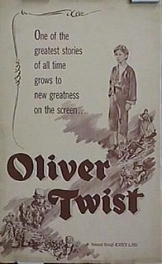 June 28 – David Lean's Oliver Twist, based on Charles Dickens's famous novel, premieres in the UK. It is banned for 3 years in the U.S. because of alleged anti-Semitism in depicting master criminal Fagin, played by Alec Guinness.