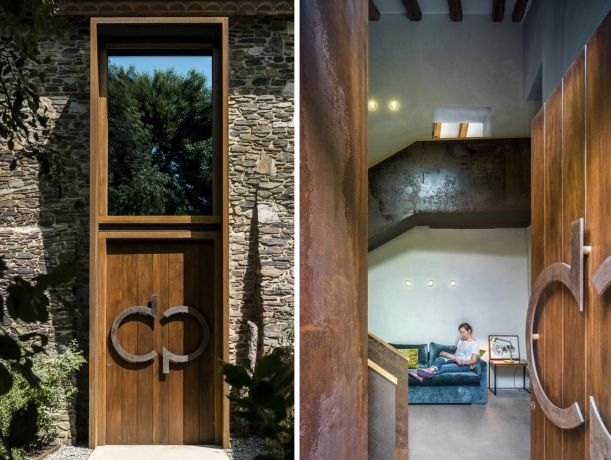 Rekonstrukce farmářského domu přináší elegantní propojení starého a nového | Insidecor - Design jako životní styl