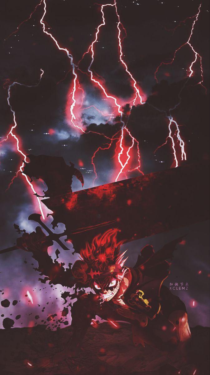 Asta Demon In 2021 Black Clover Manga Black Clover Anime Anime Guys