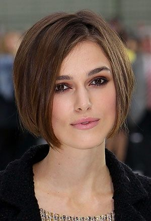 Pretty Medium Brown Hairstyle - Homecoming Hairstyles 2014