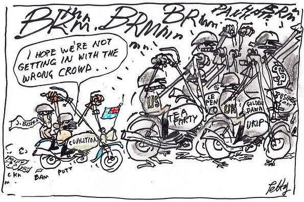 Cartoon Of The Day: Bruce Petty