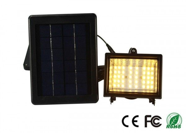 12 best solar powered led lights images on pinterest solar powered 40 pcs waterproof led solar flood lights outdoor warm white solar led flood lights mozeypictures Images