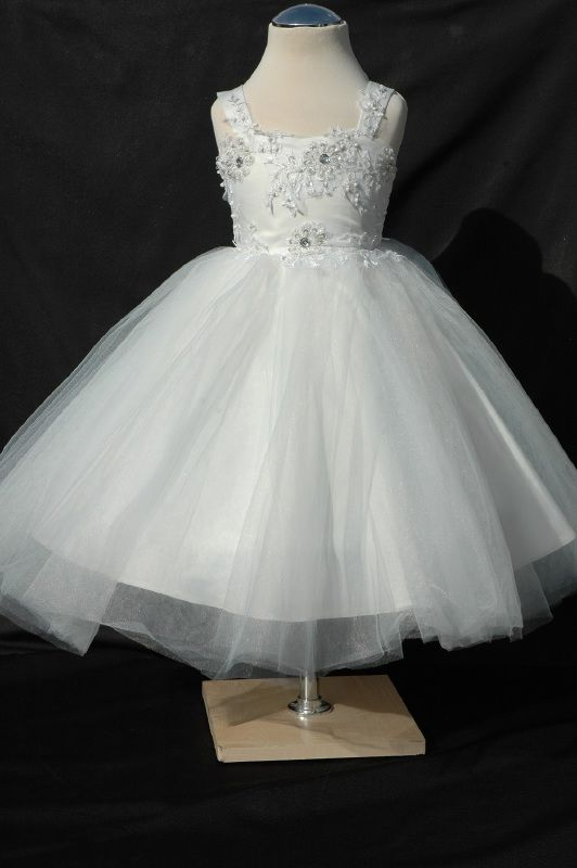 Wonderfull bridesmaid #flowergirl dress
