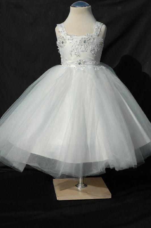 Wonderfull bridesmaid #flowergirl dress