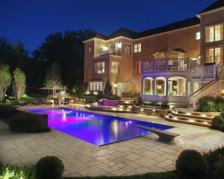 28 best houses for sale 2013 14 images on pinterest for Pool design hamilton
