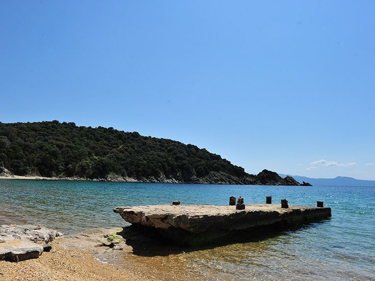Beach Ammouliani island #Halkidiki #Greece #beach