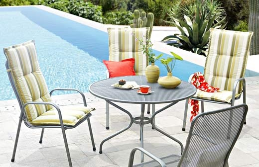 53 best images about outdoor furniture settings on pinterest for Low maintenance outdoor furniture