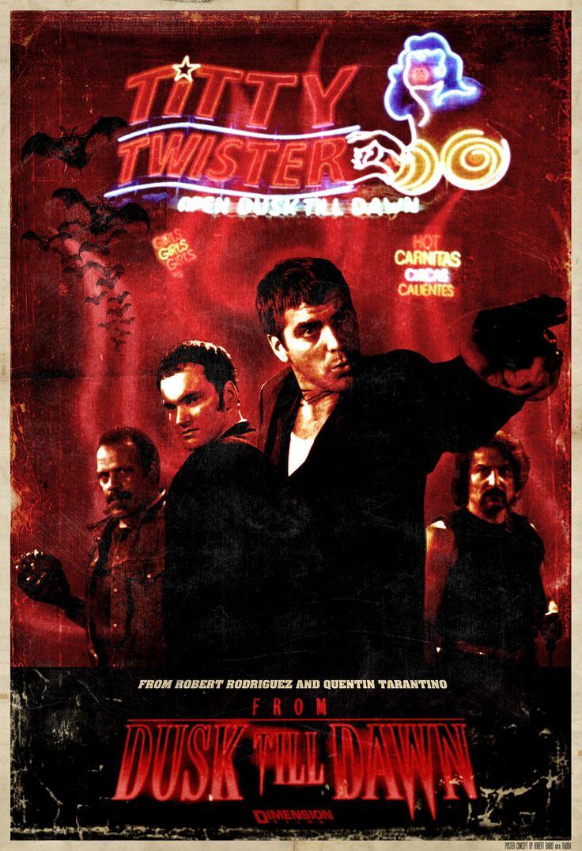 From Dusk Till Dawn Horror Movie Art Dusk Till Dawn Horror Movie Posters