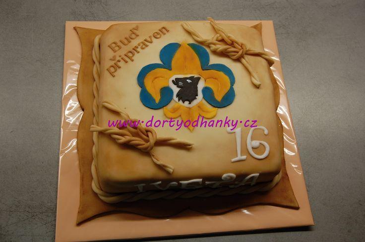 Skautský dort