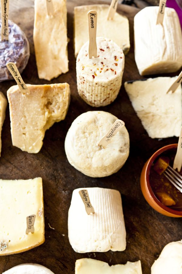 Greek Cheese Selection from Kea