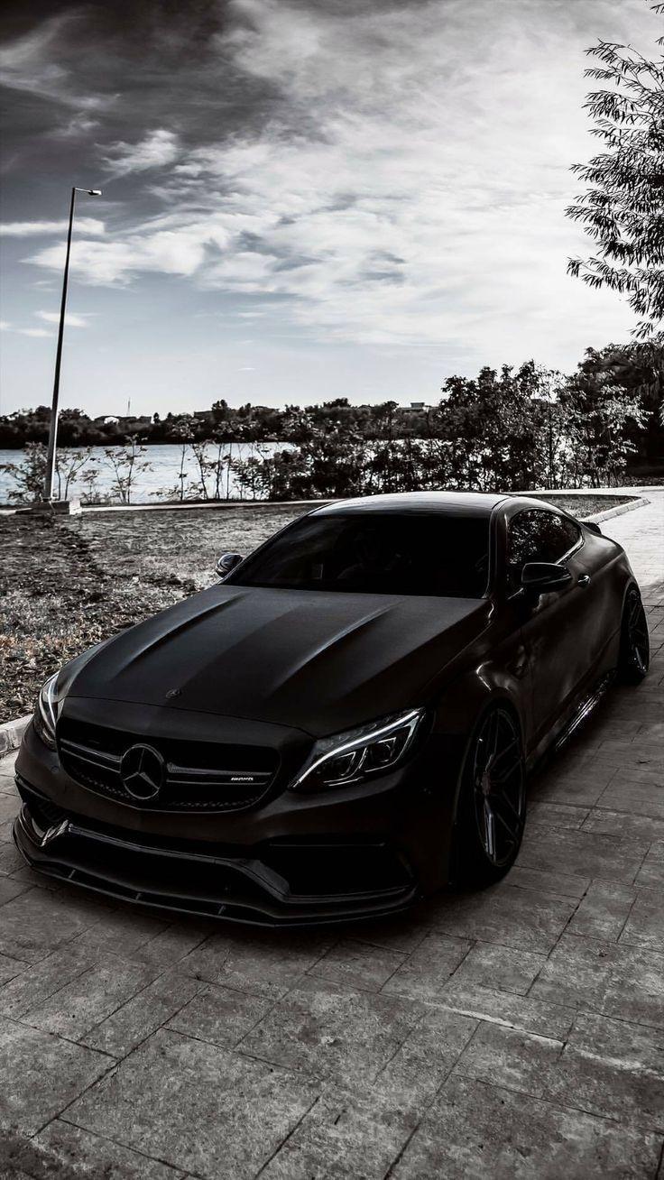 Mercedes Amg Wallpaper Car Black Amg Black Car Mercedes Wallpaper Voiture Mercedes Voiture De Sport Image Voiture