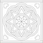 """Je crée des motifs exclusifs pour le boutis. Ces dessins sont à reproduire sur la batiste pour réaliser des carrés. On peut les appliquer sur un tissu ou bien faire plusieurs carrés pour les assembler en """"patchwork"""". Ils sont prévus pour des carrés de..."""