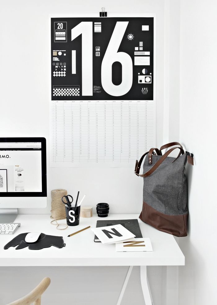 Details for the home office   Stylizimo Blog