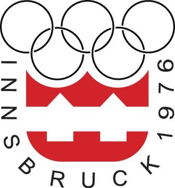 1976  Olympic Logos from 1924 to 2016