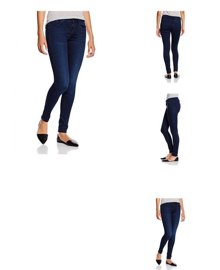 8434030911913 | #Pepe #Jeans #Damen #Jeans #Pixie, #Blau #(Denim #Bleu), #W25/L32 #(Herstellergröße: 25)