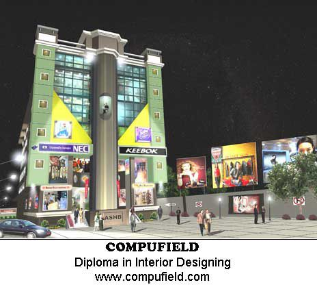 Institute Specialized In Computer Aided Interior Architectural Design CAD