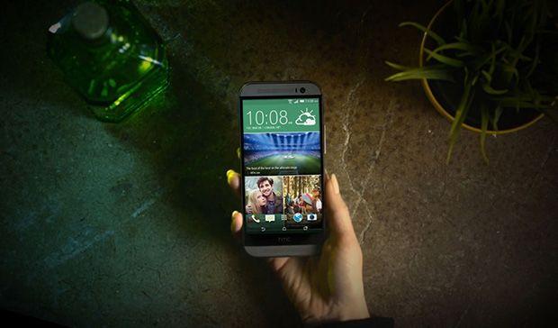 Zilveren versie HTC One M8 vanaf zaterdag verkrijgbaar