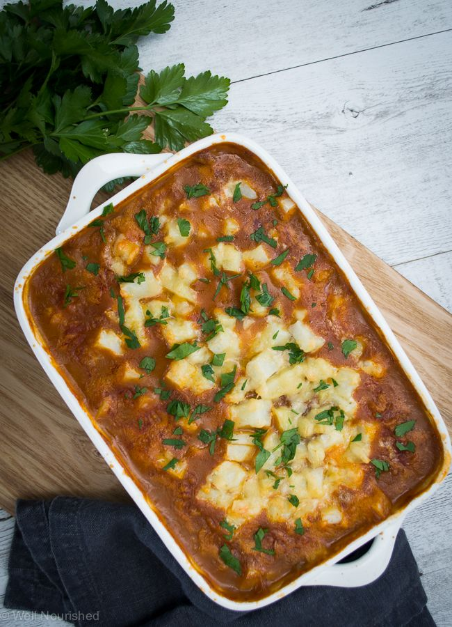 This Vegetarian Shepherd's Pie is a hearty, nourishing and nutritious meal. It is gluten, dairy, egg and grain free with lots of variations too.