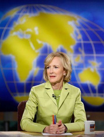 I love Judy Woodruff & PBS news!