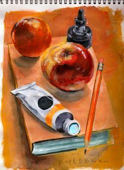 Need help finding an art portfolio ?