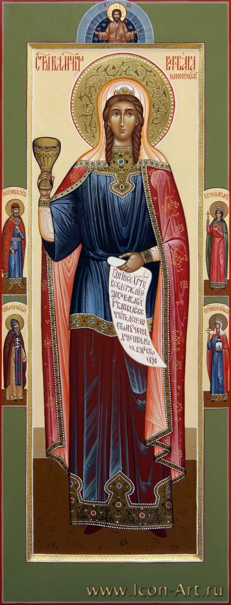 Holy Great Martyr Saint Barbara