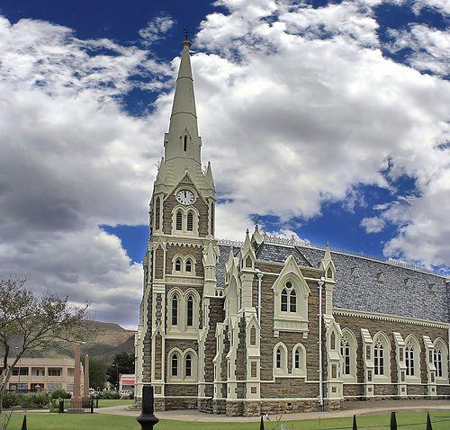 Graaff Reinet se kerk #roadtrip #ExploreTheKaroo #visitus