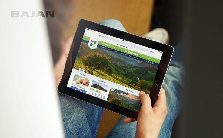 Predstavujeme náš starší, no ešte stále aktuálny projekt počas letnej sezóny - stránka Severného Spišu, ktorá obsahuje všetky potrebné informácie o našom regióne od ubytovania až po krátku vizuálnu prezentáciu toho, čo u nás môžete vidieť naživo :) www.visitspis.sk