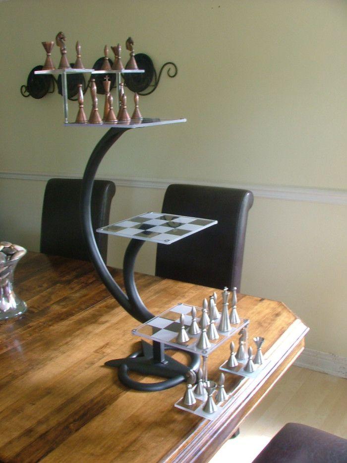 Tri Dimensional Chess Star Trek Chess Star Trek I Wish It Was I Think Lord Loss Has Made