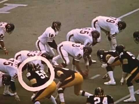 The Bears Didnu0027t Have A Chance Against The Steel Curtain Defense In Their  Prime.